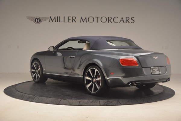 Used 2013 Bentley Continental GT V8 Le Mans Edition, 1 of 48 for sale Sold at Bugatti of Greenwich in Greenwich CT 06830 17