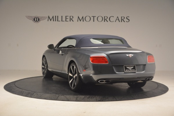 Used 2013 Bentley Continental GT V8 Le Mans Edition, 1 of 48 for sale Sold at Bugatti of Greenwich in Greenwich CT 06830 18