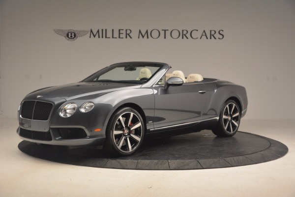 Used 2013 Bentley Continental GT V8 Le Mans Edition, 1 of 48 for sale Sold at Bugatti of Greenwich in Greenwich CT 06830 2