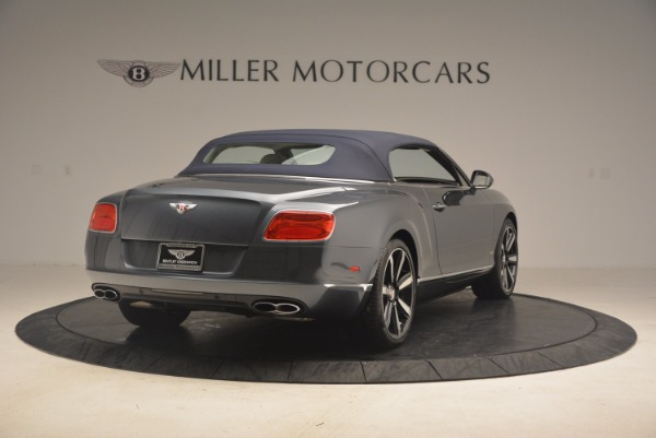 Used 2013 Bentley Continental GT V8 Le Mans Edition, 1 of 48 for sale Sold at Bugatti of Greenwich in Greenwich CT 06830 20