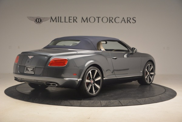 Used 2013 Bentley Continental GT V8 Le Mans Edition, 1 of 48 for sale Sold at Bugatti of Greenwich in Greenwich CT 06830 21