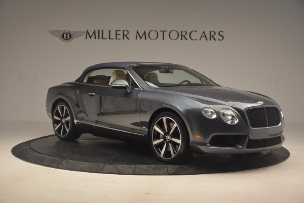 Used 2013 Bentley Continental GT V8 Le Mans Edition, 1 of 48 for sale Sold at Bugatti of Greenwich in Greenwich CT 06830 23