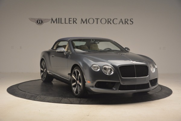 Used 2013 Bentley Continental GT V8 Le Mans Edition, 1 of 48 for sale Sold at Bugatti of Greenwich in Greenwich CT 06830 24