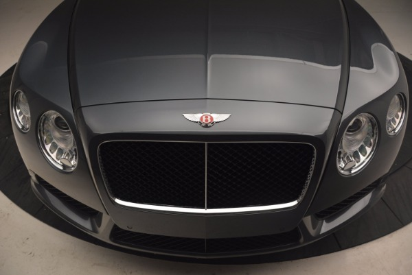 Used 2013 Bentley Continental GT V8 Le Mans Edition, 1 of 48 for sale Sold at Bugatti of Greenwich in Greenwich CT 06830 25