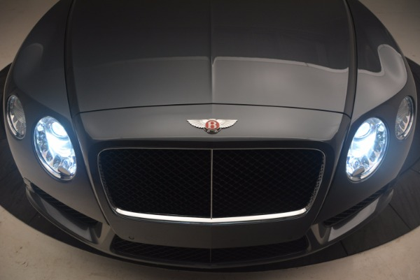 Used 2013 Bentley Continental GT V8 Le Mans Edition, 1 of 48 for sale Sold at Bugatti of Greenwich in Greenwich CT 06830 26