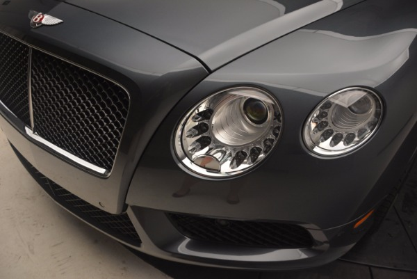 Used 2013 Bentley Continental GT V8 Le Mans Edition, 1 of 48 for sale Sold at Bugatti of Greenwich in Greenwich CT 06830 27