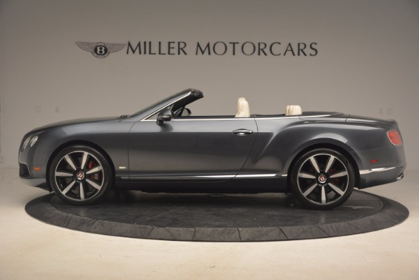 Used 2013 Bentley Continental GT V8 Le Mans Edition, 1 of 48 for sale Sold at Bugatti of Greenwich in Greenwich CT 06830 3