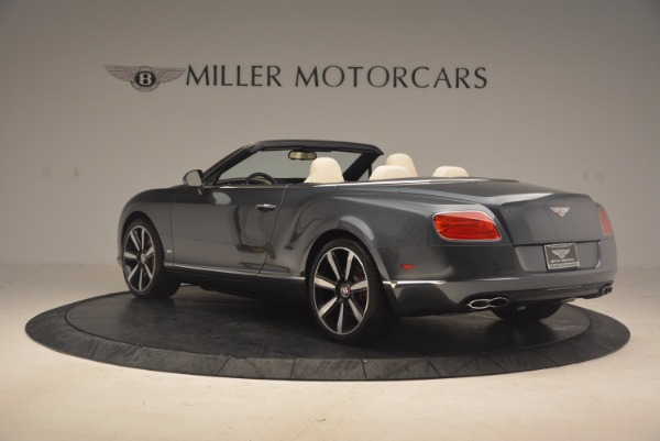 Used 2013 Bentley Continental GT V8 Le Mans Edition, 1 of 48 for sale Sold at Bugatti of Greenwich in Greenwich CT 06830 4