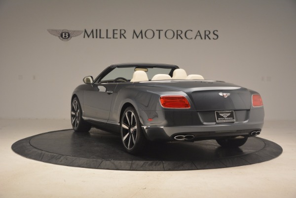 Used 2013 Bentley Continental GT V8 Le Mans Edition, 1 of 48 for sale Sold at Bugatti of Greenwich in Greenwich CT 06830 5