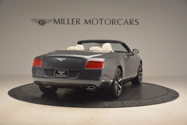 Used 2013 Bentley Continental GT V8 Le Mans Edition, 1 of 48 for sale Sold at Bugatti of Greenwich in Greenwich CT 06830 7