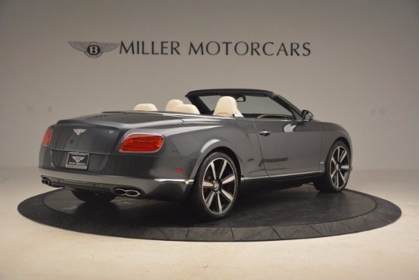 Used 2013 Bentley Continental GT V8 Le Mans Edition, 1 of 48 for sale Sold at Bugatti of Greenwich in Greenwich CT 06830 8