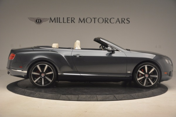 Used 2013 Bentley Continental GT V8 Le Mans Edition, 1 of 48 for sale Sold at Bugatti of Greenwich in Greenwich CT 06830 9