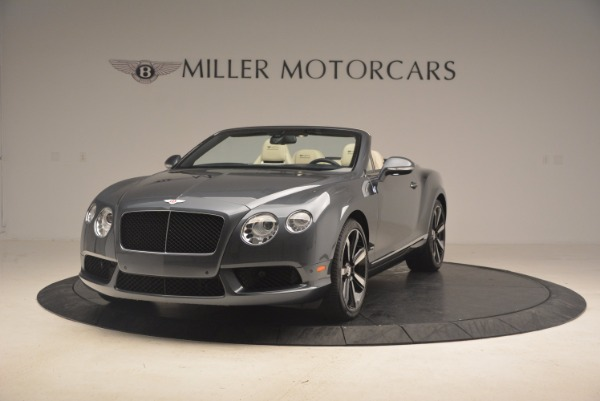 Used 2013 Bentley Continental GT V8 Le Mans Edition, 1 of 48 for sale Sold at Bugatti of Greenwich in Greenwich CT 06830 1