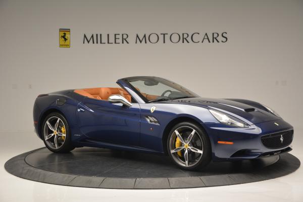 Used 2013 Ferrari California 30 for sale Sold at Bugatti of Greenwich in Greenwich CT 06830 10
