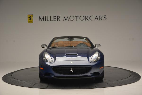 Used 2013 Ferrari California 30 for sale Sold at Bugatti of Greenwich in Greenwich CT 06830 12