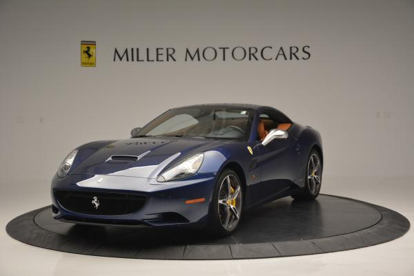 Used 2013 Ferrari California 30 for sale Sold at Bugatti of Greenwich in Greenwich CT 06830 13