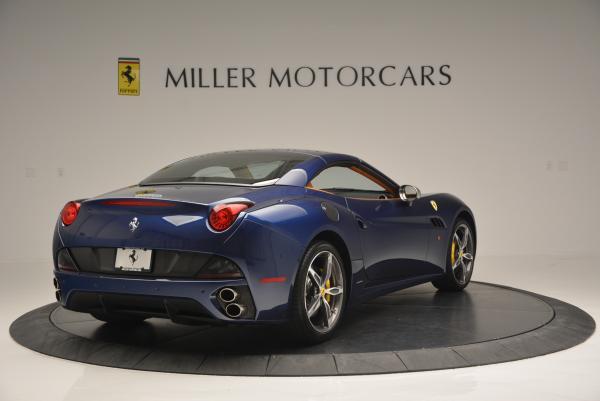 Used 2013 Ferrari California 30 for sale Sold at Bugatti of Greenwich in Greenwich CT 06830 19