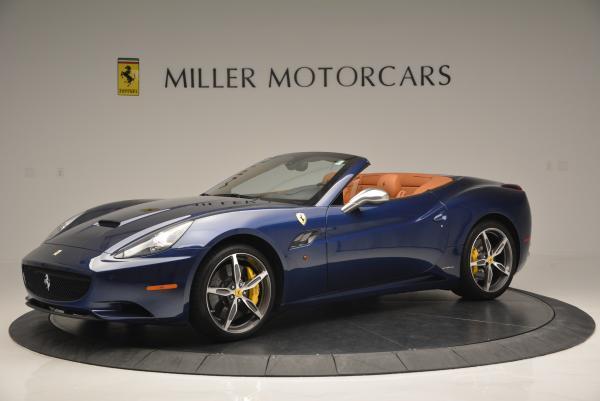 Used 2013 Ferrari California 30 for sale Sold at Bugatti of Greenwich in Greenwich CT 06830 2