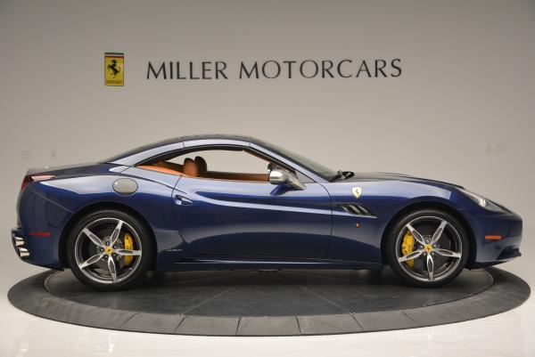Used 2013 Ferrari California 30 for sale Sold at Bugatti of Greenwich in Greenwich CT 06830 21