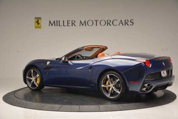 Used 2013 Ferrari California 30 for sale Sold at Bugatti of Greenwich in Greenwich CT 06830 4