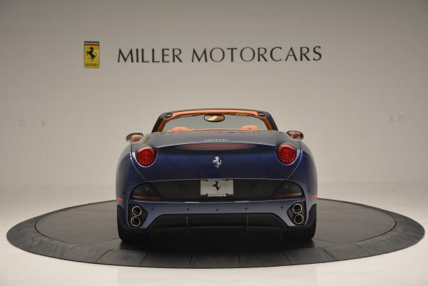 Used 2013 Ferrari California 30 for sale Sold at Bugatti of Greenwich in Greenwich CT 06830 6