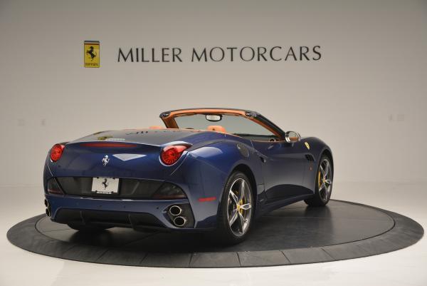 Used 2013 Ferrari California 30 for sale Sold at Bugatti of Greenwich in Greenwich CT 06830 7