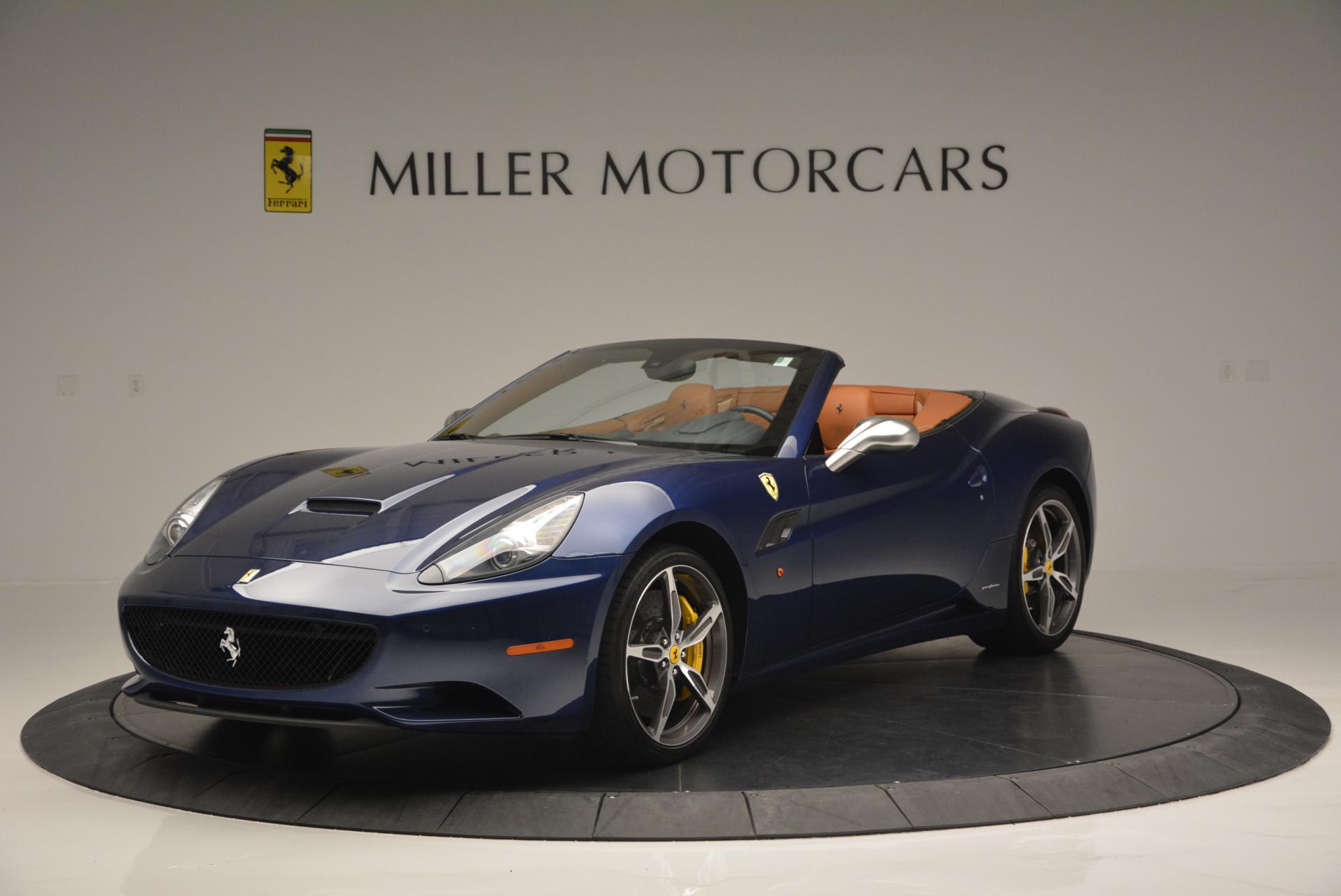 Used 2013 Ferrari California 30 for sale Sold at Bugatti of Greenwich in Greenwich CT 06830 1
