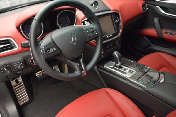 Used 2015 Maserati Ghibli S Q4 for sale Sold at Bugatti of Greenwich in Greenwich CT 06830 13