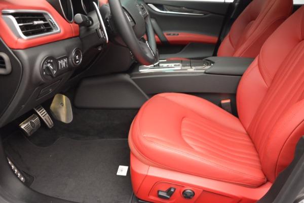 Used 2015 Maserati Ghibli S Q4 for sale Sold at Bugatti of Greenwich in Greenwich CT 06830 14