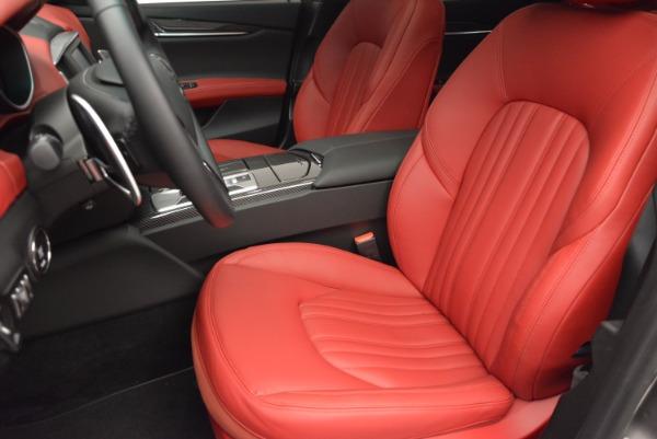 Used 2015 Maserati Ghibli S Q4 for sale Sold at Bugatti of Greenwich in Greenwich CT 06830 15