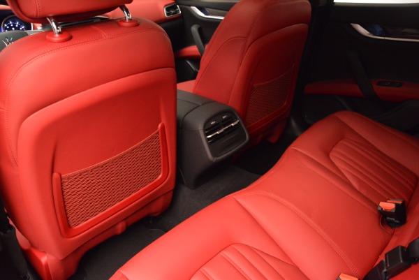 Used 2015 Maserati Ghibli S Q4 for sale Sold at Bugatti of Greenwich in Greenwich CT 06830 17