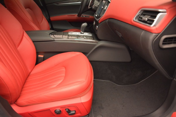 Used 2015 Maserati Ghibli S Q4 for sale Sold at Bugatti of Greenwich in Greenwich CT 06830 21