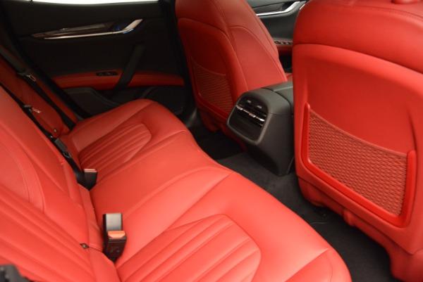 Used 2015 Maserati Ghibli S Q4 for sale Sold at Bugatti of Greenwich in Greenwich CT 06830 23