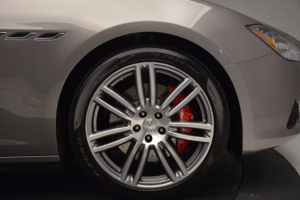 Used 2015 Maserati Ghibli S Q4 for sale Sold at Bugatti of Greenwich in Greenwich CT 06830 26