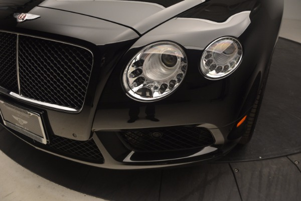 Used 2013 Bentley Continental GT V8 for sale Sold at Bugatti of Greenwich in Greenwich CT 06830 15