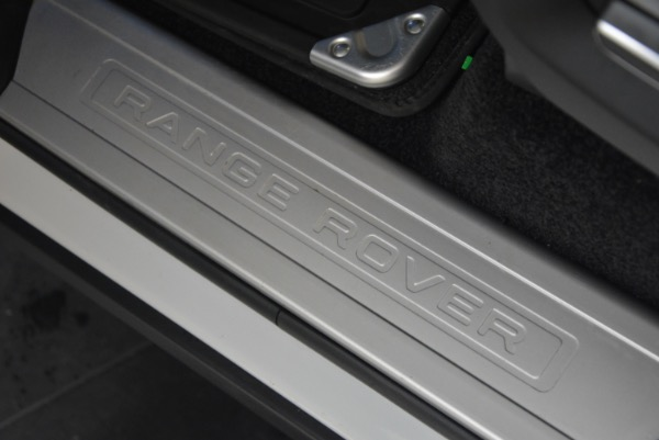 Used 2015 Land Rover Range Rover Supercharged for sale Sold at Bugatti of Greenwich in Greenwich CT 06830 20