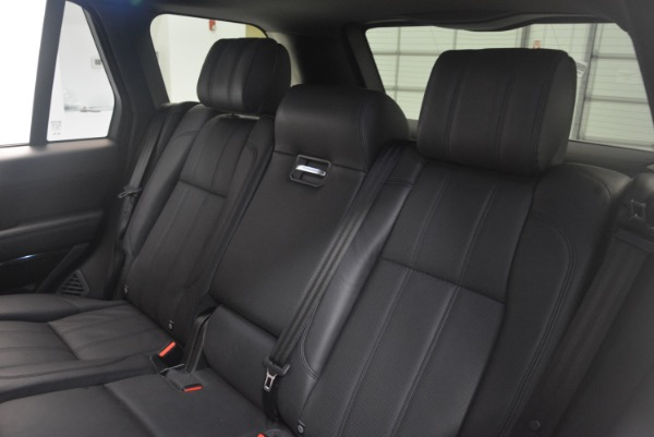 Used 2015 Land Rover Range Rover Supercharged for sale Sold at Bugatti of Greenwich in Greenwich CT 06830 25