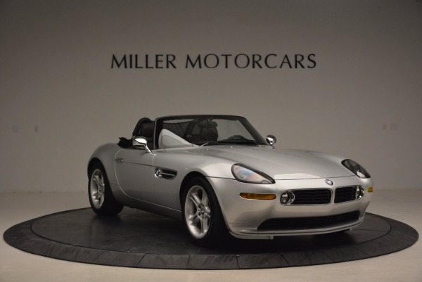 Used 2001 BMW Z8 for sale Sold at Bugatti of Greenwich in Greenwich CT 06830 11