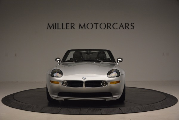Used 2001 BMW Z8 for sale Sold at Bugatti of Greenwich in Greenwich CT 06830 12