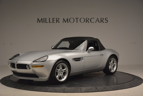 Used 2001 BMW Z8 for sale Sold at Bugatti of Greenwich in Greenwich CT 06830 14