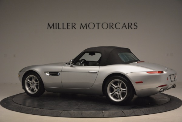 Used 2001 BMW Z8 for sale Sold at Bugatti of Greenwich in Greenwich CT 06830 16