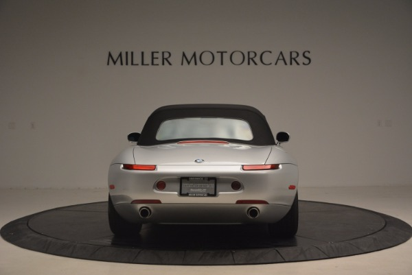 Used 2001 BMW Z8 for sale Sold at Bugatti of Greenwich in Greenwich CT 06830 18