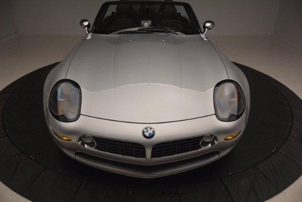 Used 2001 BMW Z8 for sale Sold at Bugatti of Greenwich in Greenwich CT 06830 25