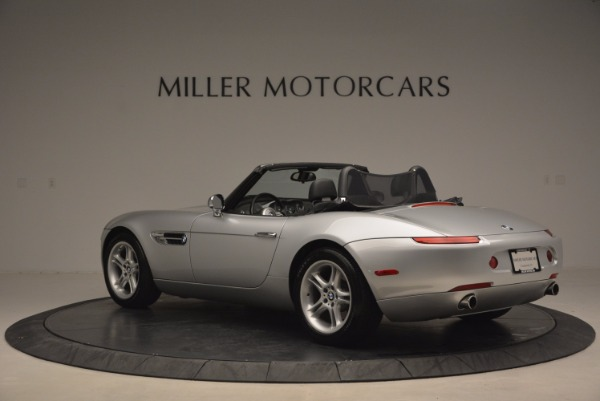 Used 2001 BMW Z8 for sale Sold at Bugatti of Greenwich in Greenwich CT 06830 5