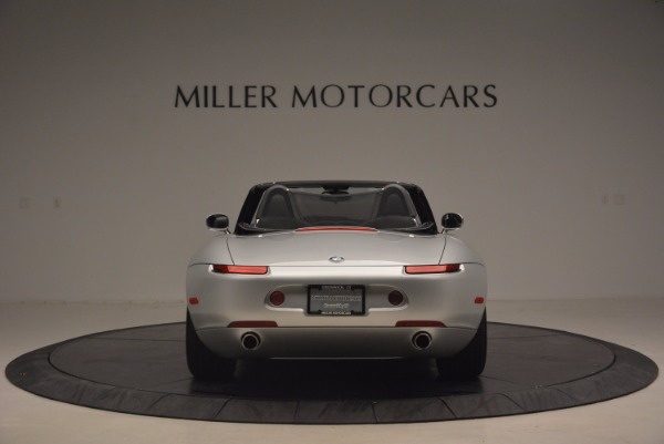 Used 2001 BMW Z8 for sale Sold at Bugatti of Greenwich in Greenwich CT 06830 6