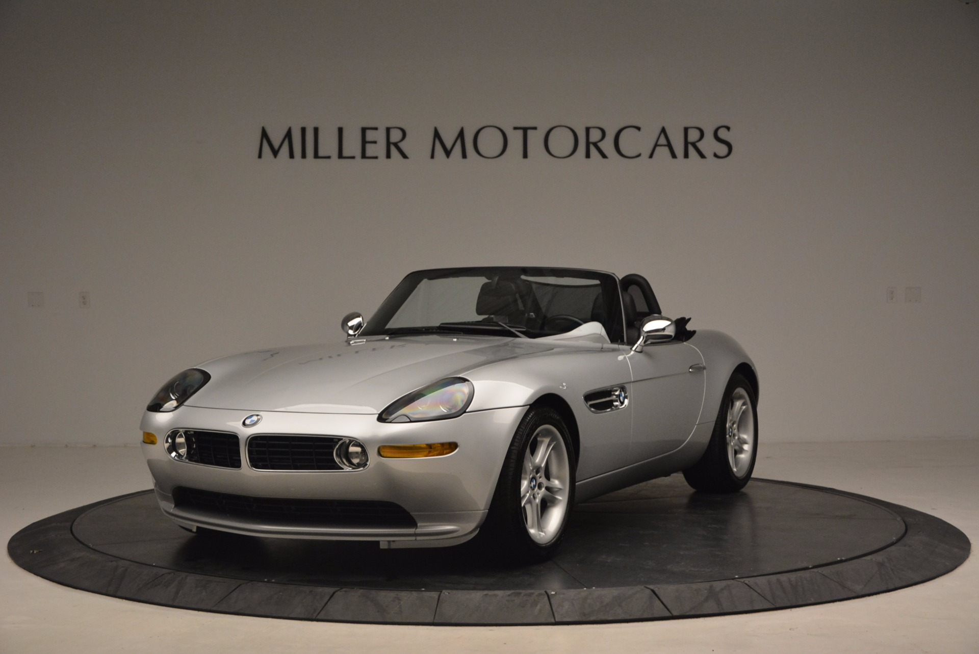 Used 2001 BMW Z8 for sale Sold at Bugatti of Greenwich in Greenwich CT 06830 1