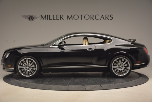 Used 2010 Bentley Continental GT Speed for sale Sold at Bugatti of Greenwich in Greenwich CT 06830 3