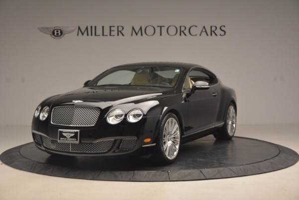 Used 2010 Bentley Continental GT Speed for sale Sold at Bugatti of Greenwich in Greenwich CT 06830 1