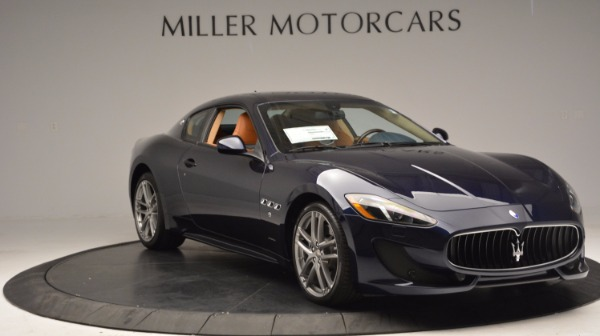 New 2017 Maserati GranTurismo Coupe Sport for sale Sold at Bugatti of Greenwich in Greenwich CT 06830 11