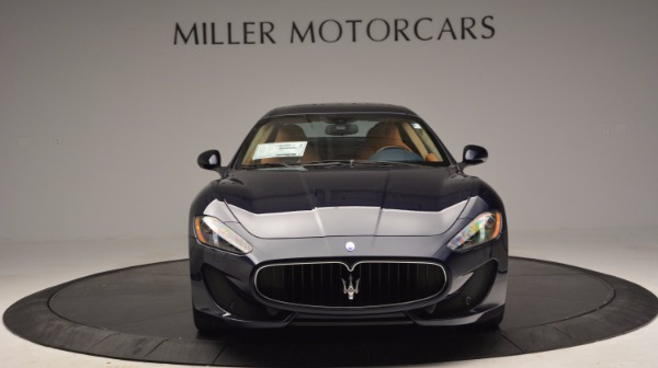 New 2017 Maserati GranTurismo Coupe Sport for sale Sold at Bugatti of Greenwich in Greenwich CT 06830 12